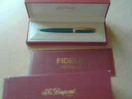 Foto 4 Original ST Dupont Fidelio Lacquer Kugelschreiber