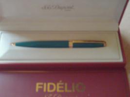 Foto 5 Original ST Dupont Fidelio Lacquer Kugelschreiber