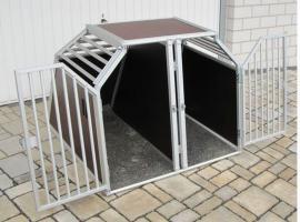 Foto 2 Original Schmidt-Box für 2 (große)Hunde