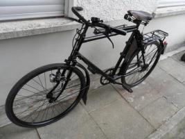 Original Schweizer Armee Ordonnanz Fahrrad Sammler-Zustand!