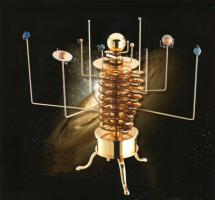 Orrery Präzises Sonnensystem-Modell