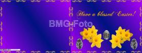 Osterkarten von BMG !