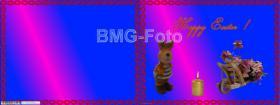 Foto 2 Osterkarten von BMG !