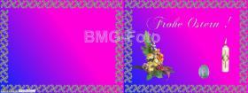 Foto 3 Osterkarten von BMG !