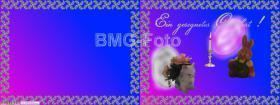 Foto 4 Osterkarten von BMG !