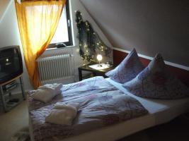Wohnzimmer im DG - Schlafsofa