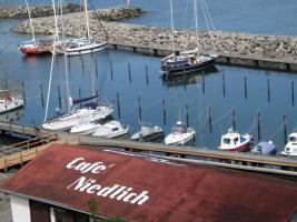 Hafen in Lohme