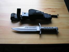 Foto 5 Outdoor/ Survivalmesser `Buckmaster 184