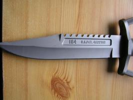 Foto 6 Outdoor/ Survivalmesser `Buckmaster 184