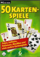 PC Spiel - 50 Kartenspiele  nur 2,50€