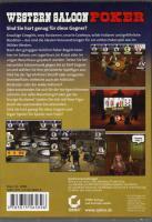 Foto 2 PC Spiel - Western Saloon POKER  nur 2,50€