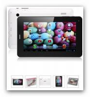 """PIPO Q999 7"""" Tablet Android 4 GB 2G/GSM Telefon Euro 95"""