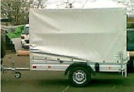 Foto 2 PKW-Anhänger 750 kg ungebremst TÜV 04/14