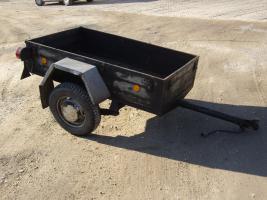 PKW Anhänger HP 500 TÜV bis 10/2012