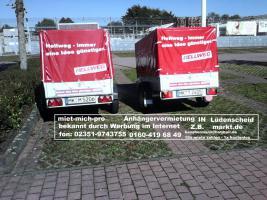 Foto 9 PKW - Anhänger  750 KG / zur  Miete