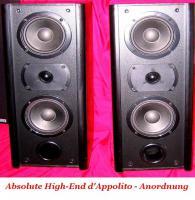 Foto 2 POINT SOURCE by Joe d'Appolito * ARIA-4 High-End Lautsprecher * selten in D