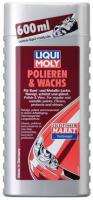 POLIEREN & WACHS 600 ml LIQUI MOLY