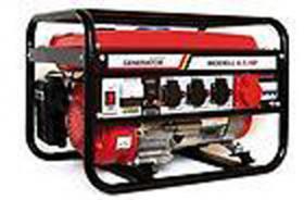 PREISHIT !!! ANGEBOT Stromerzeuger Stromaggregat Strom Generator Notstrom 3kw 3000 W 6,5 PS