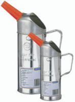 PRESSOL MESSBECHER-SET METALL, GEEICHT  0,5/1,0 Liter 1 Stk.
