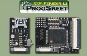 PROGSKEET V1.2 NAND / NOR Flash USB Programmer