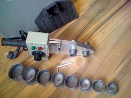 PVC-Schweißgerät
