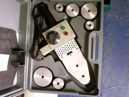 Foto 2 PVC-Schweißgerät