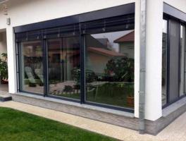 PVC- und Aluminium-Fenster, -türen von Hersteller - Vertriebspartner gesucht
