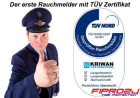 Foto 4 PX-1 Rauchmelder / Hitzemelder