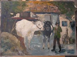 P. A. LEMKE geb. 1916 ORIGINALGEMÄLDE