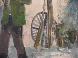 Foto 9 P. A. LEMKE geb. 1916 ORIGINALGEMÄLDE