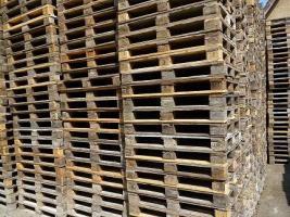 Palettenrecycling: Ankauf defekter Paletten - Zahlung erfolgt sofort