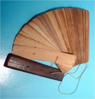 Foto 2 Palmblatt Manuscript, Handschrift, Dokument, Südostasien, Südasien,