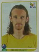 Panini Sticker WM 2010   Lucas Neill Nr. 281 + Joshua Kennedy Nr. 294
