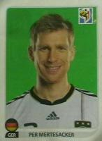 Panini Sticker WM 2010  Per Mertesacker Nr. 262