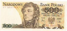 Papiergeld BANK POLSKI !