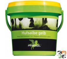 Parisol Hufsalbe, 500ml, gelb, grün, schwarz