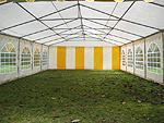 Musik Bock Festzelt - 6 m x 12 m Innenansicht