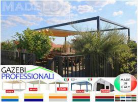 Pavillon Laube Zelt personalisierte Farbe professionelle neu 5x6 Garden Café Hotel Restaurant