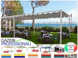 Foto 2 Pavillon Laube Zelt personalisierte Farbe professionelle neu 5x6 Garden Café Hotel Restaurant