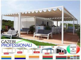 Foto 4 Pavillon Laube Zelt personalisierte Farbe professionelle neu 5x6 Garden Café Hotel Restaurant
