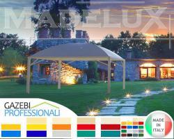Foto 2 Pavillon Profi Zertifikat Personalisiert PVC Sonnensegel 5x5