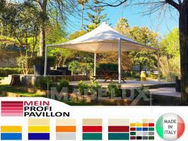 Pavillon Zelt neu personalisierte Farben zertifiziert neu Café Hotel 5x5