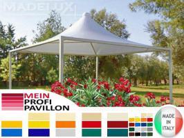 Foto 3 Pavillon Zelt neu personalisierte Farben zertifiziert neu Café Hotel 5x5