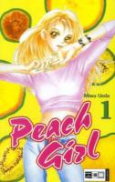 Peach Girl by Miwa Ueda (Bd. 1-18 komplett)