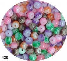 Perlen Glasperlen Holzperlen Fimo Schmuckgestaltung Ketten Basteln Creativ