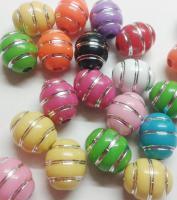 Foto 5 Perlen Glasperlen Holzperlen Fimo Schmuckgestaltung Ketten Basteln Creativ