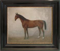 Foto 2 Pferde in Öl- jetzt günstig kaufen!
