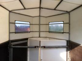 Pferdeanhänger Böckmann Cavallo m.Sattelkammer TÜV neu zwei Pferde