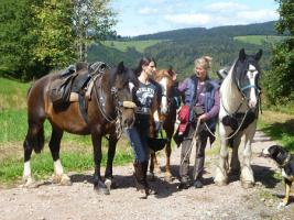 Foto 7 Pferdetrekking, Wanderreiten, Reitferien, Mehrtagestzouren für Erwachsene