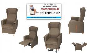 """Foto 3 Pflege-Sessel das """"angemessenes"""" Sitzmöbel erster Güte"""